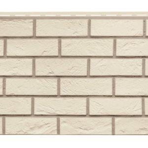 Фасадная панель VOX Solid Brick кирпич белый