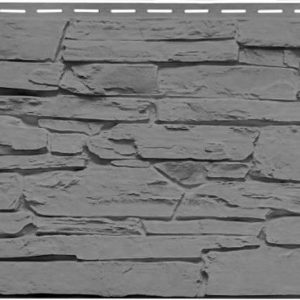 Фасадная панель VOX Solid Stone Toscana камень серый