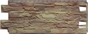 Фасадная панель VOX Solid Stone Umbria камень коричневый