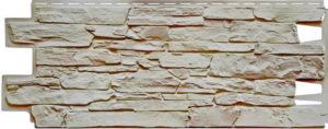 Фасадная панель VOX Solid Stone Lazio камень светлая глина