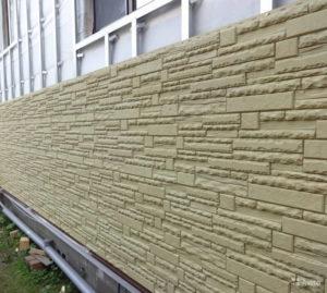 Фасадная панель Альта-Профиль Скалистый Камень Кавказ