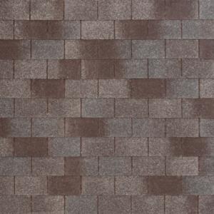 Гибкая черепица Tegola Nobil Tile Лофт Серо-коричневый