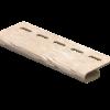 Планка финишная TimberBlock Ю-Пласт Дуб Натуральный