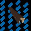 J-профиль Tecos Темный Каштан Акрил