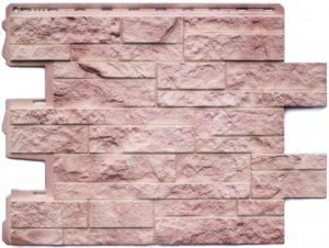 Фасадная панель Альта-Профиль Камень Шотландский Линвуд