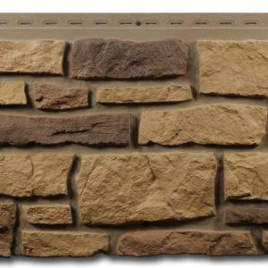 """Фасадная панель Nailite """"Бутовый камень Premium"""" Arizona"""