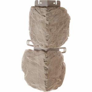 Угол наружный Альта-Профиль Бутовый Камень Скифский