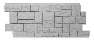 """Фасадная панель Nordside """"Северный камень"""" Белый"""