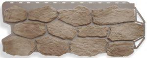 Фасадная панель Альта-Профиль Бутовый Камень Нормандский