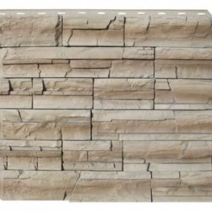 Фасадная панель Royal Stone Скалистый камень Оттава