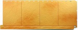 Сайдинг цокольный Альта-Профиль Фасадная плитка Травертин