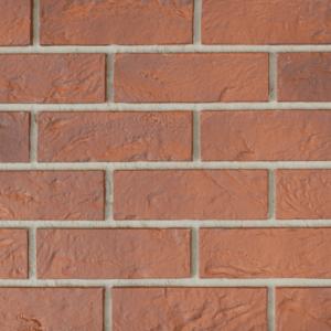 Фасадная панель VOX Solid Brick Bristol кирпич красный