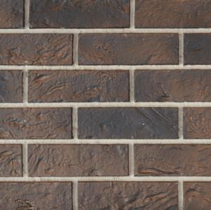 Фасадная панель VOX Solid Brick York кирпич коричневый