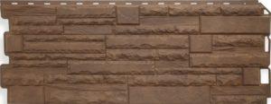 Сайдинг цокольный Альта-Профиль Скалистый Камень Тибет