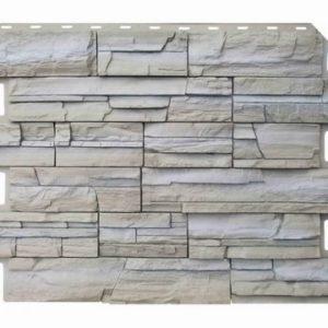Фасадная панель Royal Stone Скалистый камень Ванкувер