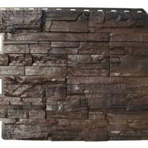 Фасадная панель Royal Stone Скалистый камень Виннипег
