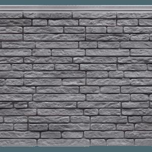 Фасадная панель Foundry Натуральный камень Мокрая мостовая