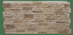 Фасадная панель Foundry Натуральный камень Розовый камень