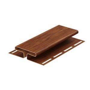 Н-профиль Docke Wood Slide Миндаль