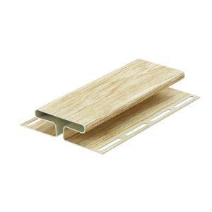 Н-профиль Docke Wood Slide Рябина