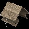 Угол наружный акриловый Ю-Пласт TimberBlock Ель Альпийская
