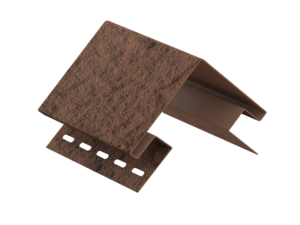 Угол наружный Ю-Пласт Стоун-Хаус Камень Золотистый