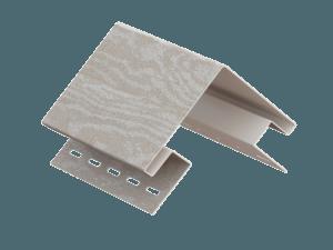 Угол наружный Ю-пласт Timberblock Кедр янтарный