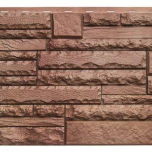 Фасадная панель Альта-Профиль Скалистый Камень Пиреней