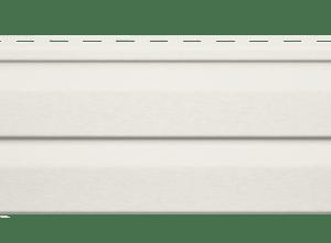 Сайдинг Vinyl-On Logistic D4D Корабельный брус Белый