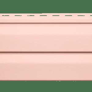 Сайдинг Vinyl-On Logistic D4D Корабельный брус Чайная роза