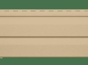Сайдинг Vinyl-On Logistic D4D Корабельный брус Мокко