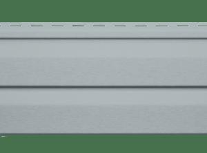 Сайдинг Vinyl-On Logistic D4D Корабельный брус Серо-голубой