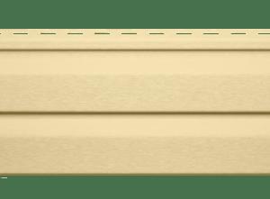 Сайдинг Vinyl-On Logistic D4D Корабельный брус Ваниль
