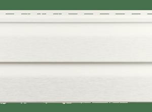 Сайдинг Vinyl-On D4,5 Корабельный брус Белый