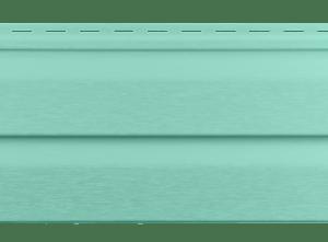 Сайдинг Vinyl-On D4,5 Корабельный брус Лазурный