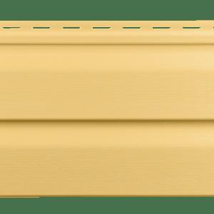 Сайдинг Vinyl-On D4,5 Корабельный брус Мед