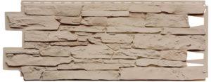 Фасадная панель VOX Solid Stone Liguria камень Ванильный