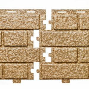 Фасадная панельTecos Brickwork Кэмел Меланж