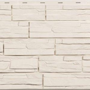 Фасадная панель ЭКО Альпийская сказка Белый