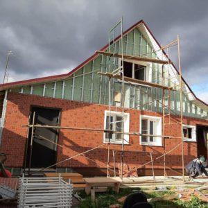 Фасадная панель Docke-R Flemish Красный жженый
