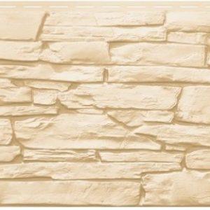 Фасадная панель VILO Stone Кремовый
