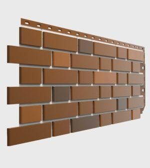 Фасадная панель Docke-R Flemish Красный пестрый