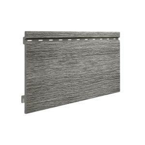 Сайдинг VOX Kerrafront Wood Design Серебряно-серый