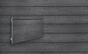 Сайдинг VOX Kerrafront Wood Design Графит