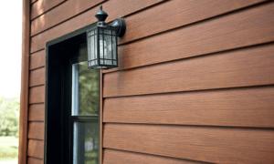 Сайдинг VOX Kerrafront Wood Design Золотой дуб