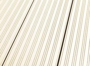 Террасная доска ДПК Faynag Zebra Слоновая кость 3 м