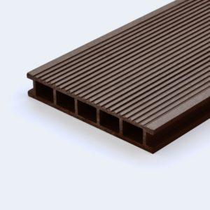 Террасная доска ДПК Faynag Velvet Шоколад