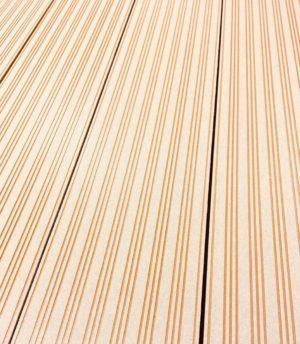 Террасная доска ДПК Faynag Zebra Тик 3 м
