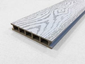 Террасная доска ДПК Faynag Albero серебро