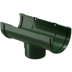 Желоб водосточный Docke ПВХ Standard D120/80х3000 мм зеленый